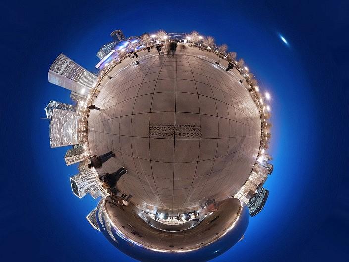 MBPhotography - Mini Planet 3