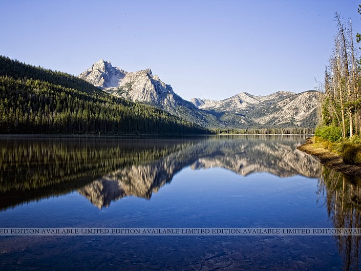 MBPhotography - Twin Falls, ID - Landscape Photography - Stanley Lake