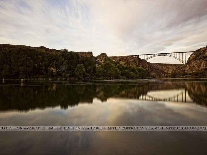 MBPhotography - Twin Falls, ID - Landscape Photography - Perrine Bridge
