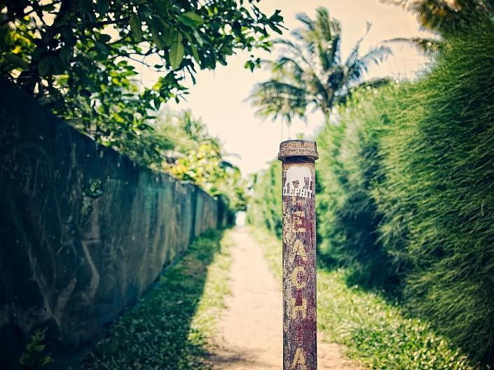 MBPhotography - Twin Falls, ID - Landscape Photography - Weke Road Beach Access, Hanalei Kauai, Hawaii