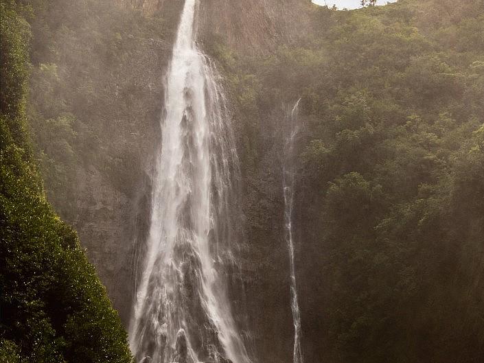MBPhotography - Twin Falls, ID - Landscape Photography - Manawaiopuna Falls, Kauai Hawaii