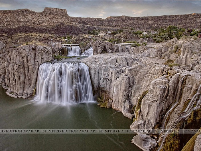 MBPhotography - Twin Falls, ID - Landscape Photography - Shoshone Falls