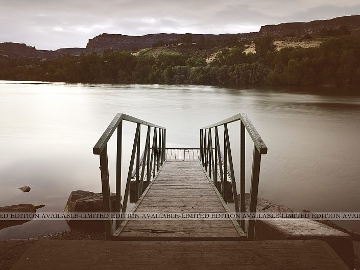 MBPhotography - Twin Falls, ID - Landscape Photography - Snake River Dock