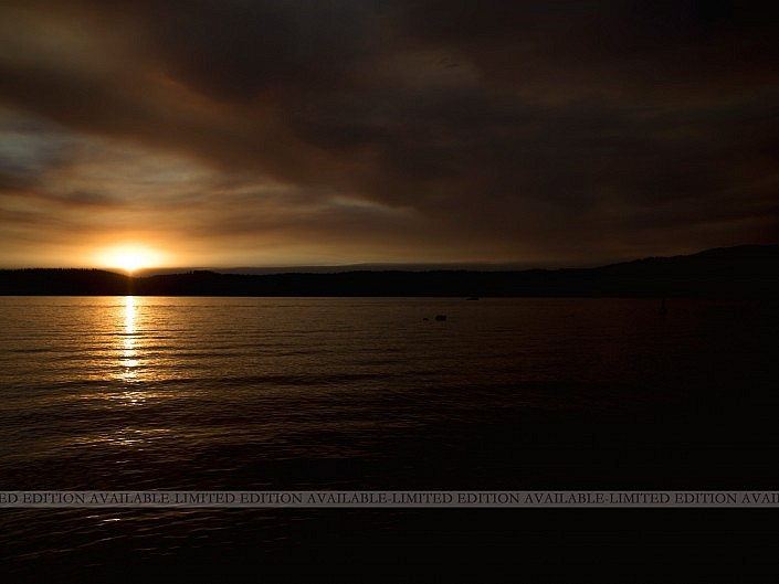 MBPhotography - Twin Falls, ID - Landscape Photography - Payette Lake Sunset